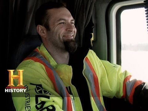Download Ice Road Truckers: Art Mentors New Driver Mike (S9, E4)   History