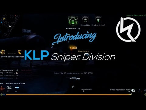 """Introducing """"The KLP Sniper Division"""" by KLP vlence"""