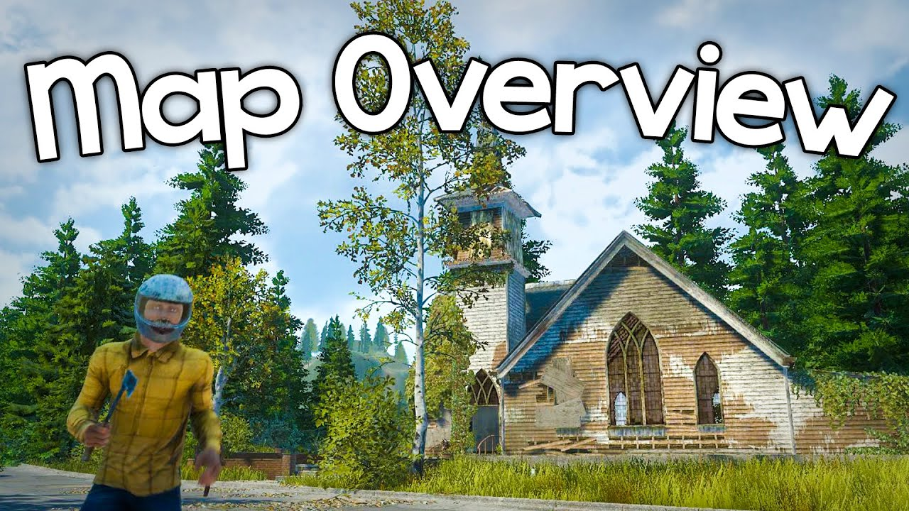 Miscreated Karte.Miscreated Map Overview All Towns And Interesting Locations Islands Map Link