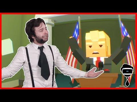 I SAVED THE PRESIDENT IN VR | Just In Time PSVR Gameplay