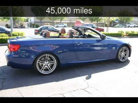 BMW Is Folding Hardtop Convertible Used Cars San Ramon - 2013 bmw 335is convertible