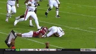 #1 Alabama vs #15 Auburn 2014 HD