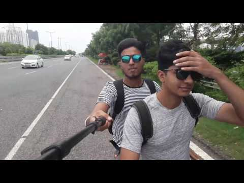 Ride To Greater Noida Expressway | G.N.I.O.T College | Bullet