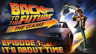 Back To The Future: The Game - Let