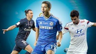 Les 10 plus beaux buts de l'histoire de la Ligue 1