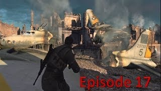 Sniper Elite V2 Silver Star Edition-Ep16- Flight 5 Down