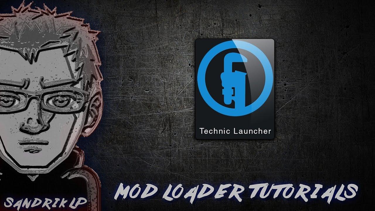 Minecraft Mod Loader Tutorial Technic Launcher Mojang Deutsch