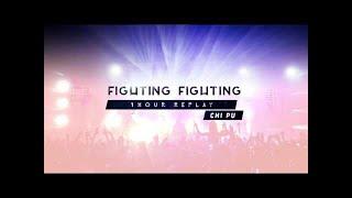 Chi Pu | Fighting Fighting Audio | Replay 1 hour | Wake Up OST