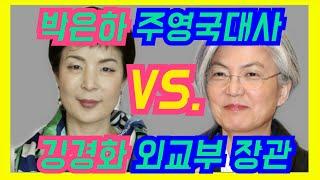 박은하 주영대사 (외시…