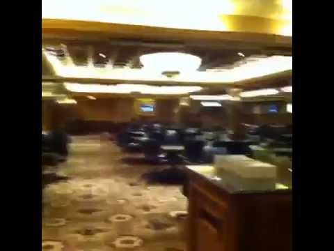 Dead poker room Southern Indiana Horseshoe