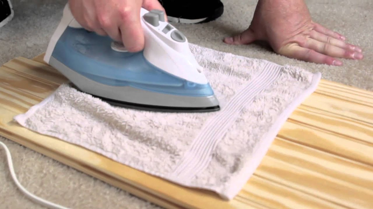 How To Repair A Hardwood Floor Youtube