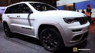 2019 Jeep Grand Cherokee S - Exterior and Interior Walkaround - 2019 Geneva Motor Show