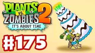 Plants vs. Zombies 2: It's About Time - Gameplay Walkthrough Part 175 - Happy 5th Birthday! (iOS)
