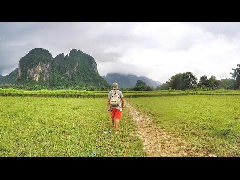 Backpacking Laos - GoPro
