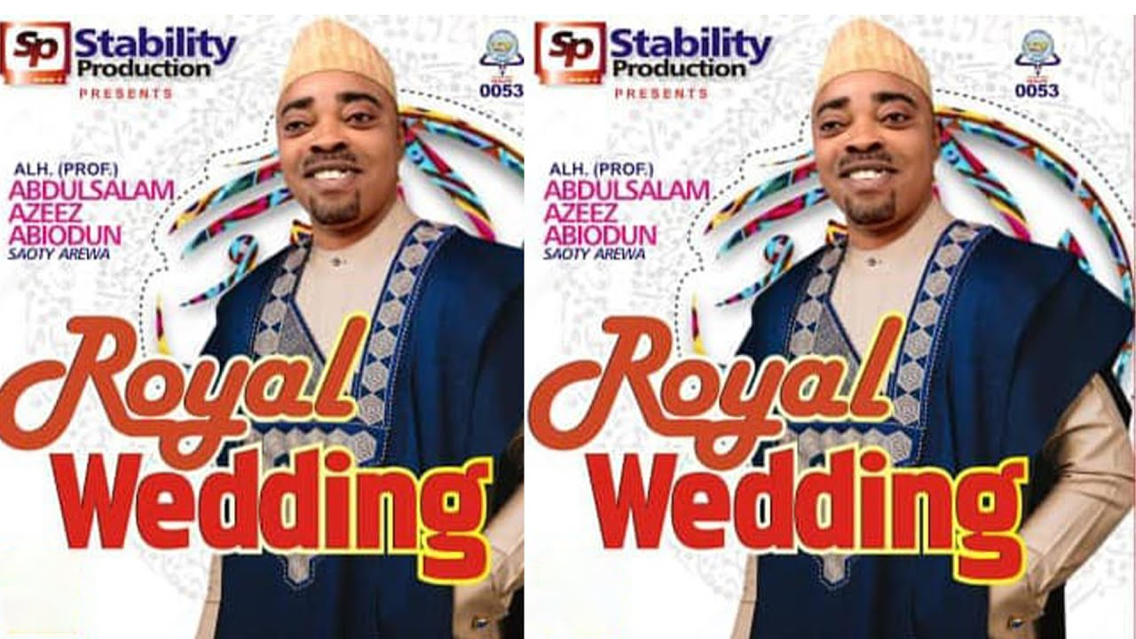 Download SAOTY AREWA ROYAL WEDDING LATEST RELEASE