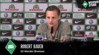 Robert Bauer über seinen Bänderriss