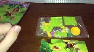 Lego Friends 41017 Squirrel's Tree House Review