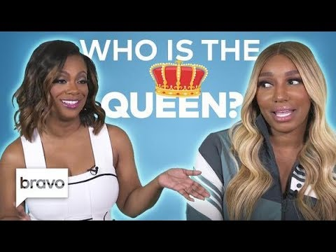 Kandi and NeNe Answer Fan Questions | Real Housewives Of Atlanta | Bravo