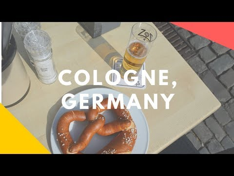 A weekend in Cologne, Germany