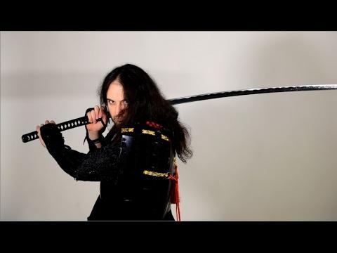 NODACHI Kenjutsu Styles - Enshin Ryu And Ji Gen Ryu