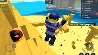 roblox Disaster Done