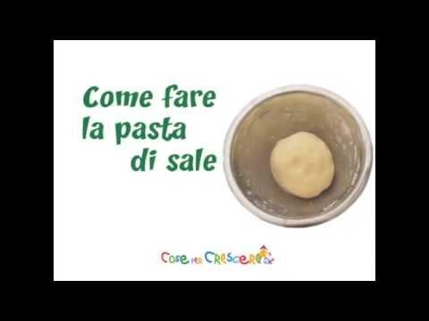 Pasta Di Sale Ricette Fai Da Te E Idee Per Le Creazioni
