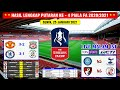 HASIL PIALA FA TADI MALAM ~ MANCHESTER UNITED VS LIVERPOOL FA CUP 2021