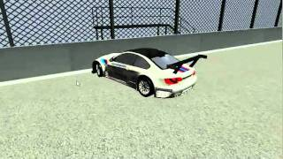 Blender Game Engine Racing Game Genre