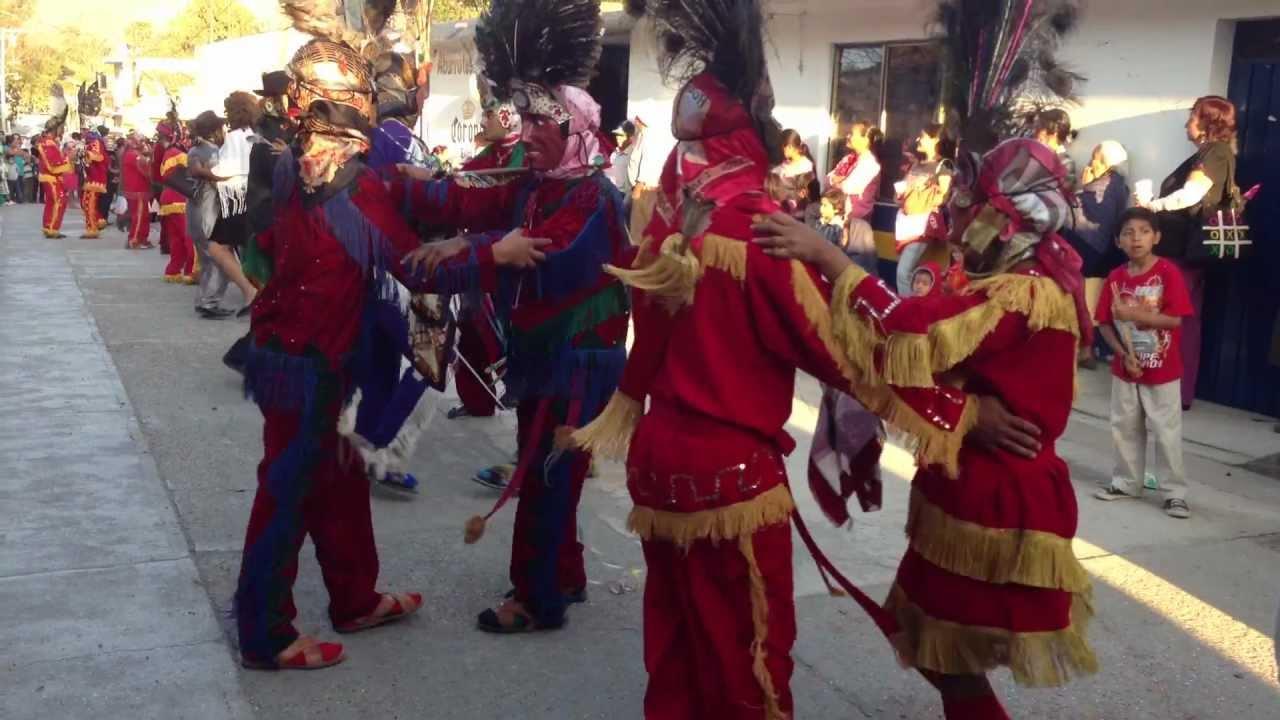 Carnaval 2013 Hd Danza De Las Mojigangas Tecomaxtlahuaca