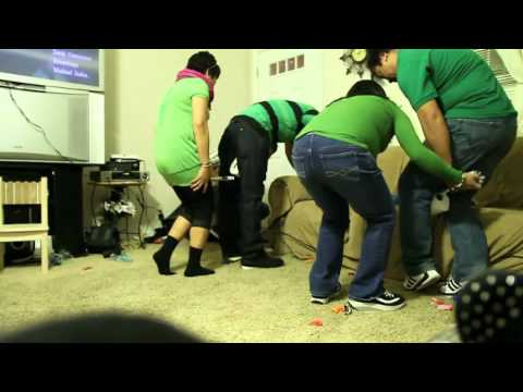 2011 Christmas Party Parlor Games - Youtube