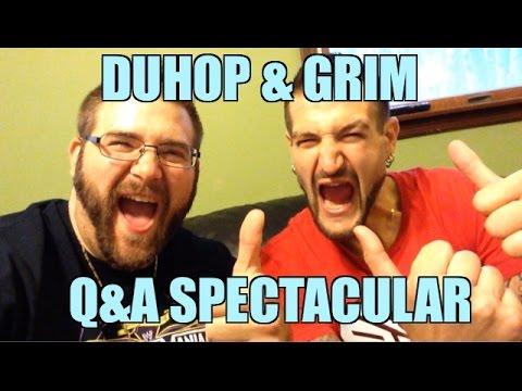 Q&A 5 Duhop and Grim