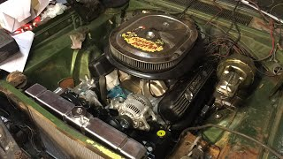 We're Running Out of Engine Bay! (LIVE)