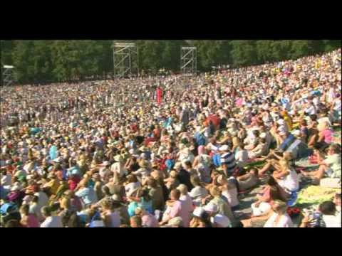 Kungla rahvas  - XI noorte laulupidu maa ja ilm