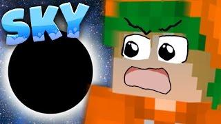Die Hungry Node  #71「Minecraft SKY」