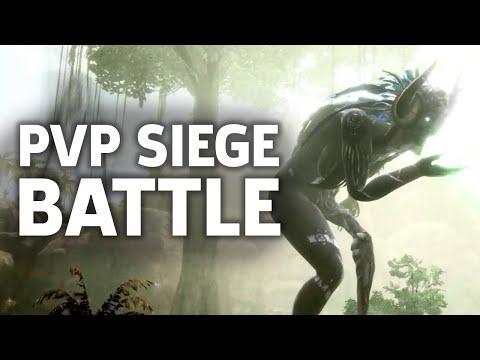 Conan: Exiles - PVP Siege Gameplay