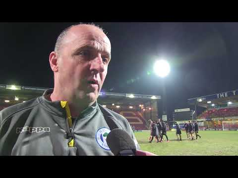 "PAUL COOK: ""What a way to win it!"" - Gaffer reflects on late victory at Bradford City"