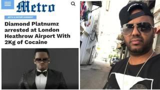Alichojibu Sallam SK baada ya Diamond Platnumz kuripotiwa kukamatwa na Cocain UK