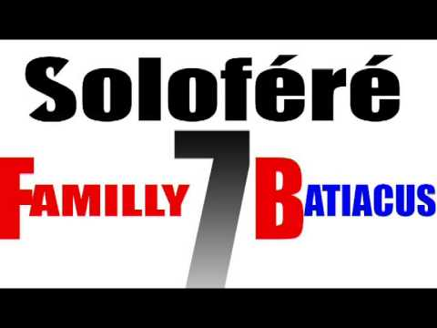 SOLOFERE 7 FAMILLY BATIACUS WE ARE BEST 2015