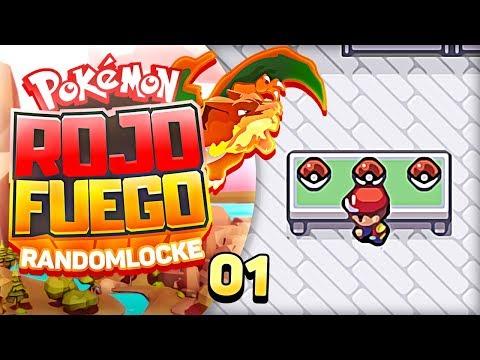 Descargar Pokémon Rojo Fuego Randomlocke Para Pc Móvil Y Tablet