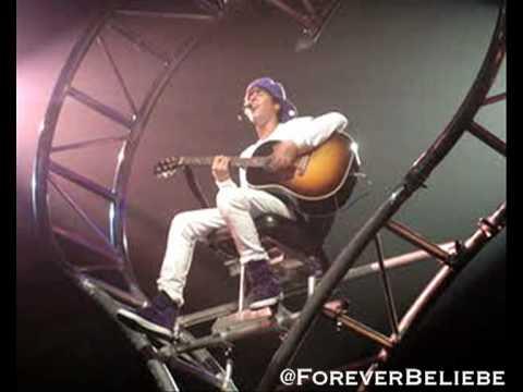 Justin Bieber -My World Tour- Cincinnati, June 26th!! (Part 2)