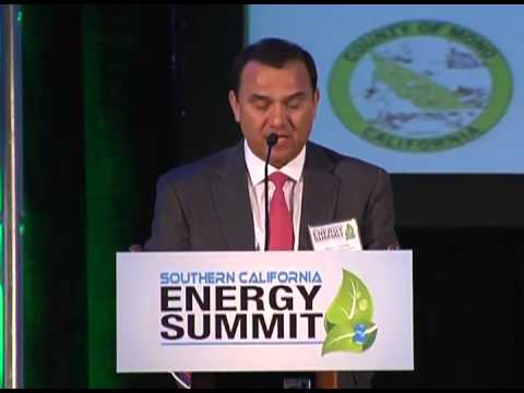 Dennis Arriola, Pres/COO of Southern CA Gas speaks at SoCal Energy Summit 2012