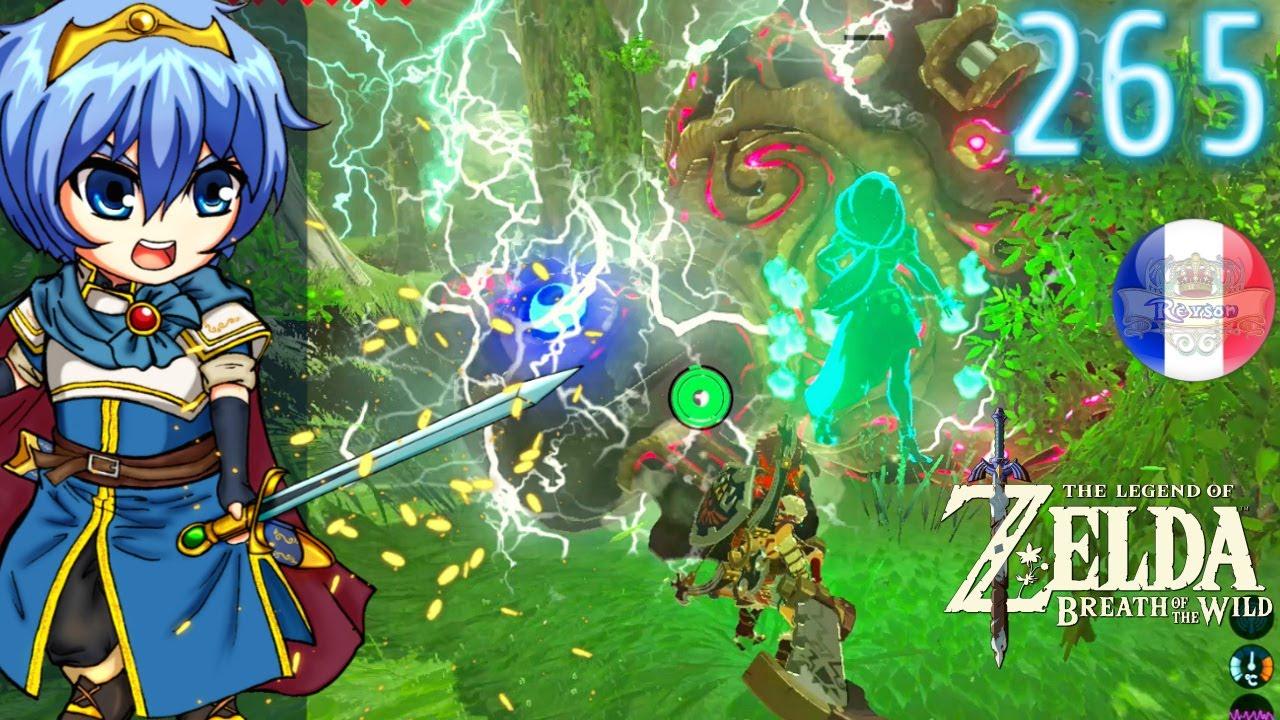 Astuce Zelda Breath of the Wild #265 Comment Battre un