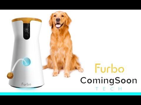 Furbo Dog Cam | World's First Treat-Popper Smart Dog Camera