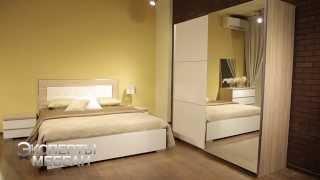 видео спальня в стиле модерн