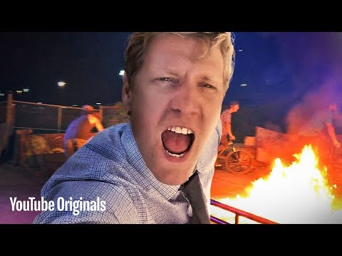 Flaming DIY BMX Jam - Furze World Wonders (Ep 1)