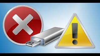 Résolution des problèmes de connexion USB (Windows 7)