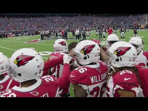 Wired - Patrick Peterson At Houston
