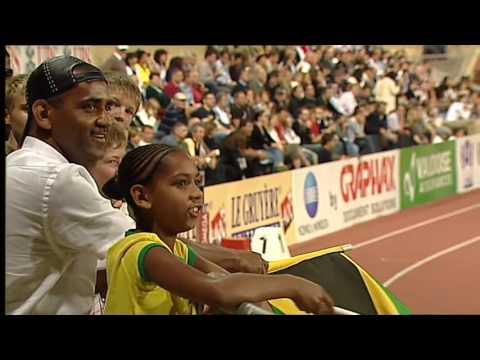 100m Asafa Powell  9.72
