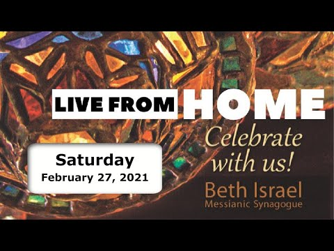 Live From Home [Saturday, February 27, 2021]