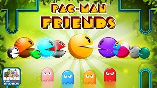 PAC-MAN Friends - Don't Leave Your Squad Behind (iOS/iPad Gameplay)